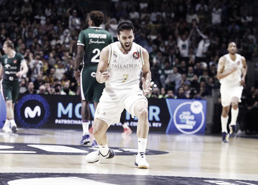 Facundo Campazzo, MVP de la Copa del Rey