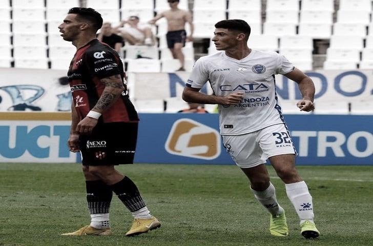 Buen debut de Facundo Rodríguez
