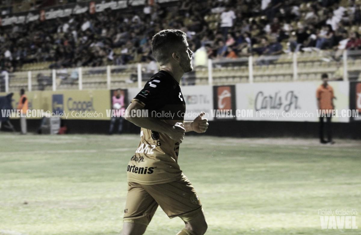 "Facundo Juárez: ""Vamos a ir a darlo todo"""