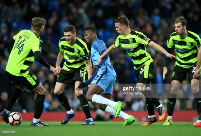 Huddersfield Town to travel to Bolton Wanderers in Emirates FA Cup third round