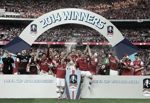 Arsenals 2014 In Review Top Five Games
