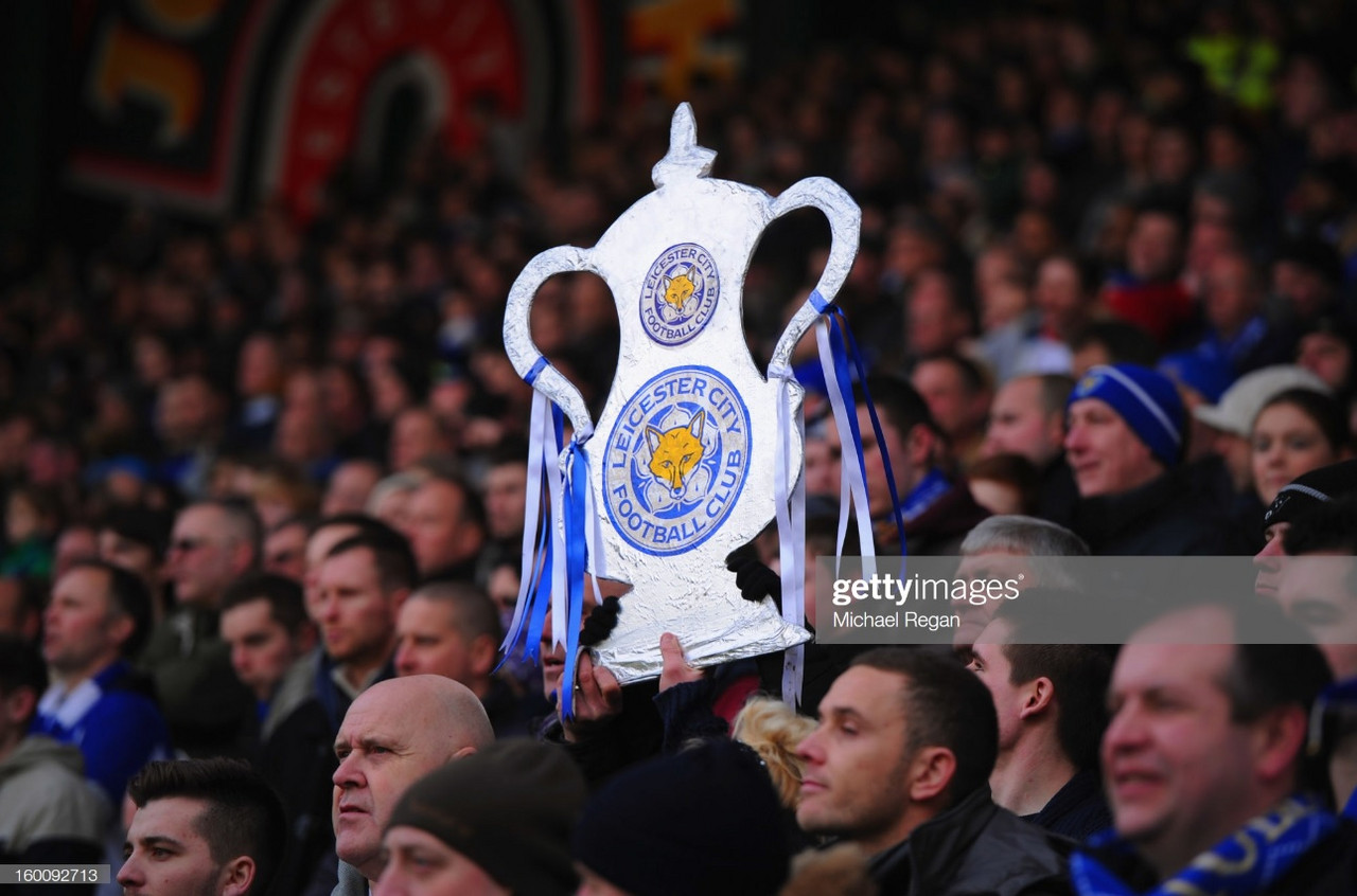 As it happened: Late Ricardo header sends Leicester through