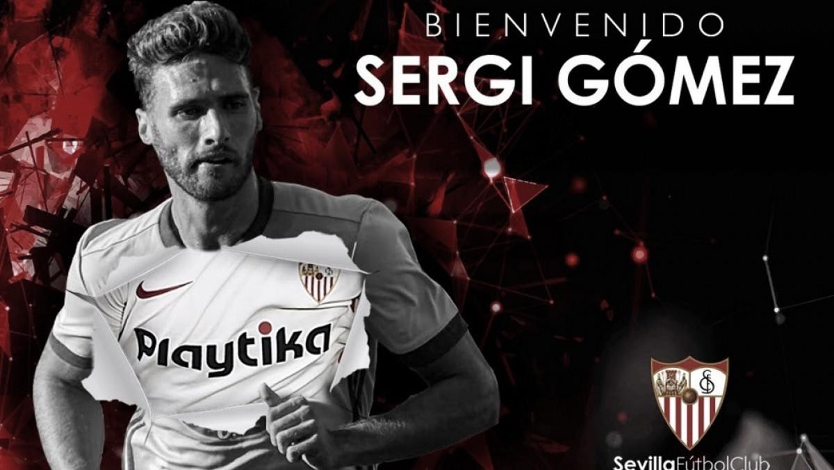 Sevilla anuncia contratação do zagueiro Sergi Gómez por quatro temporadas