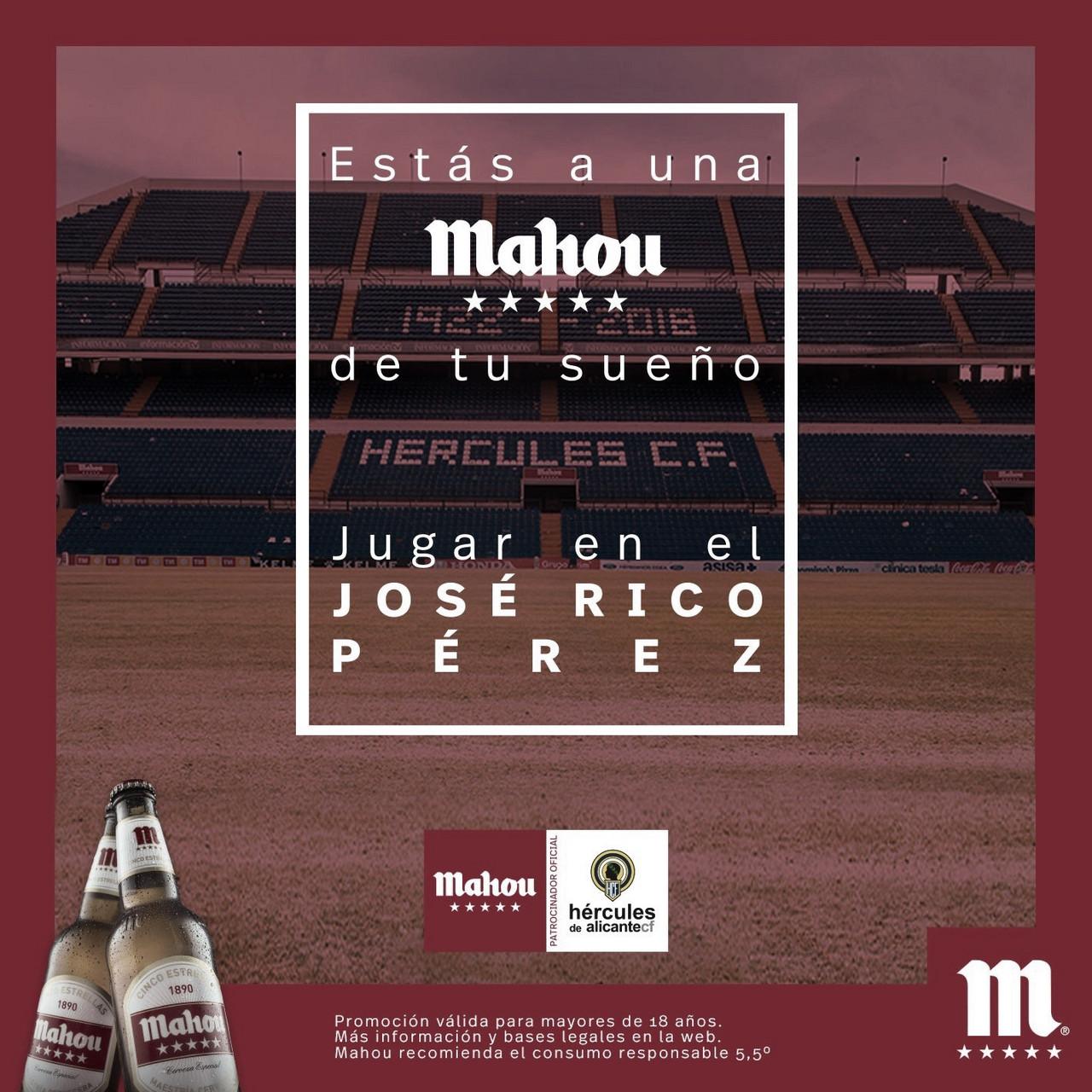 240 aficionados cumplirán el sueño de jugar este sábado en el Estadio José Rico Pérez de Alicante
