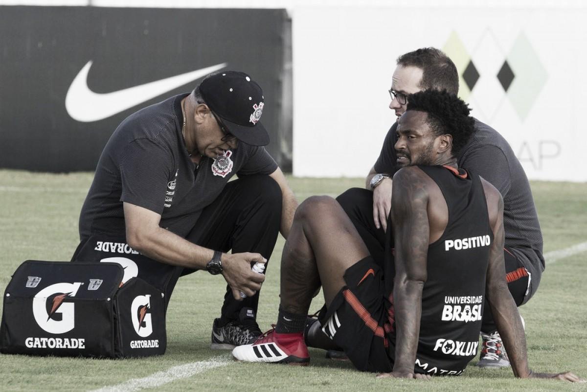 Corinthians confirma lesão de Renê Júnior que afastará meio-campista até 2019