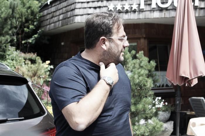 Palermo, Daniele Faggiano arriva in ritiro