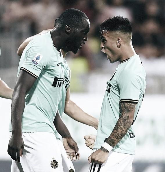 Internazionale bate Cagliari fora de casa e mantém 100% de aproveitamento no Calcio
