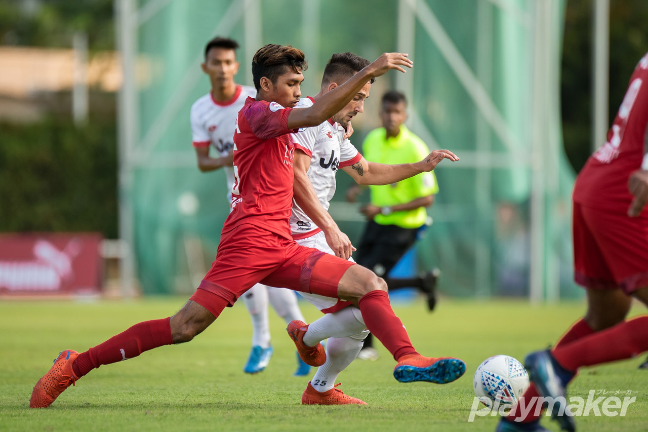 Home United 0-0 Balestier Khalsa: Home earn first point with goalless draw