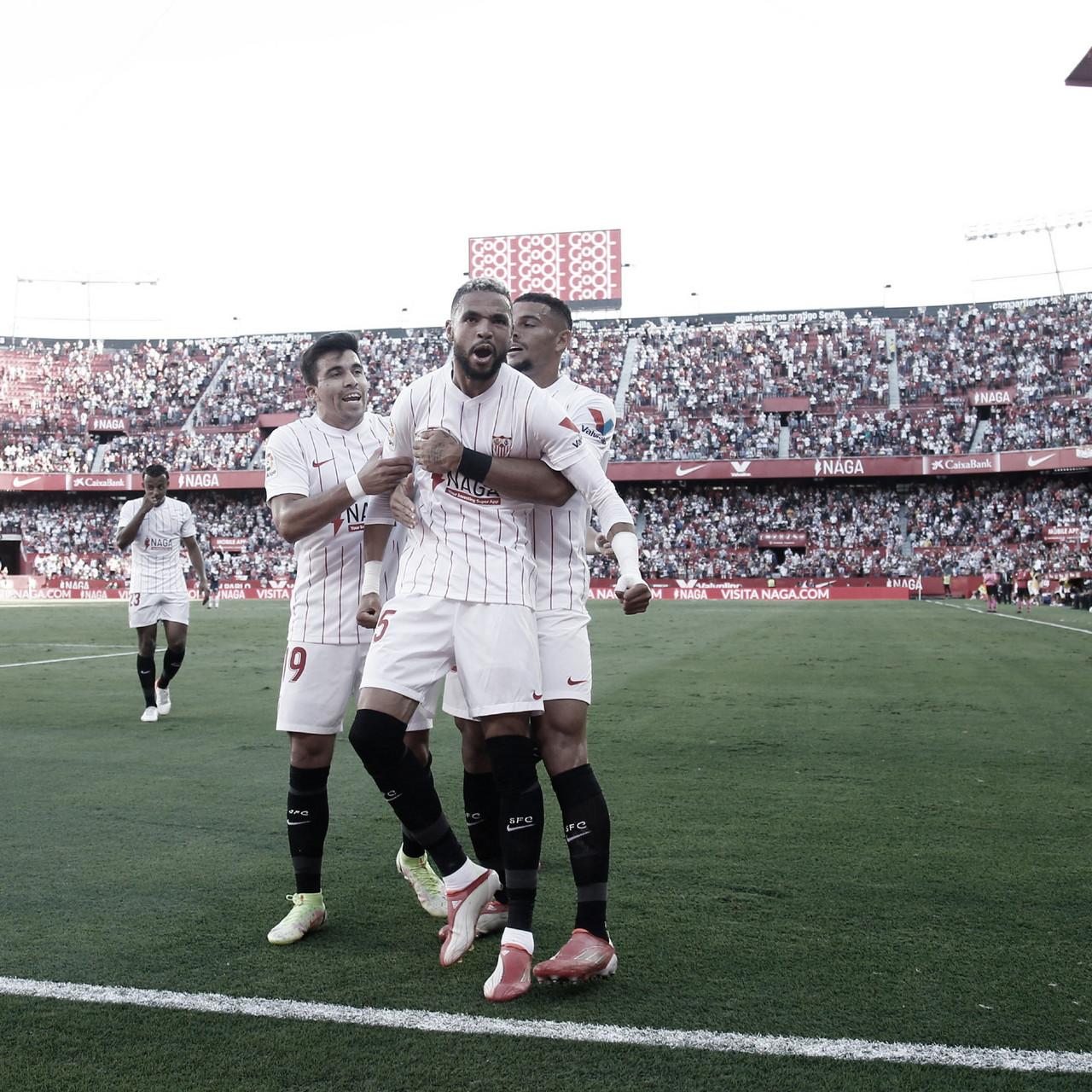 Resumen Sevilla FC vs RCD Espanyol en LaLiga 2020/21 (2-0)