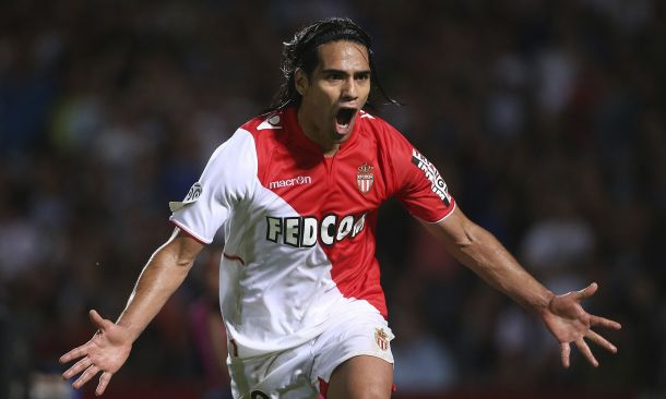 Radamel Falcao agrees to join Manchester United on loan