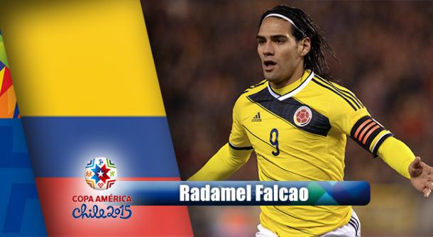 Camino a Chile 2015: Radamel Falcao García