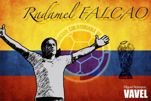 Perfil Brasil 2014: Falcao