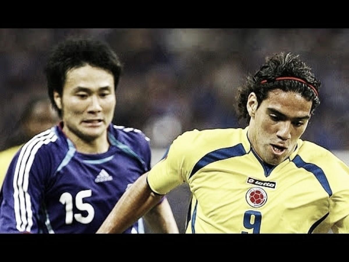 Colombia vs Japón, 5 de junio de 2007: empate sin goles en la Copa Kirin