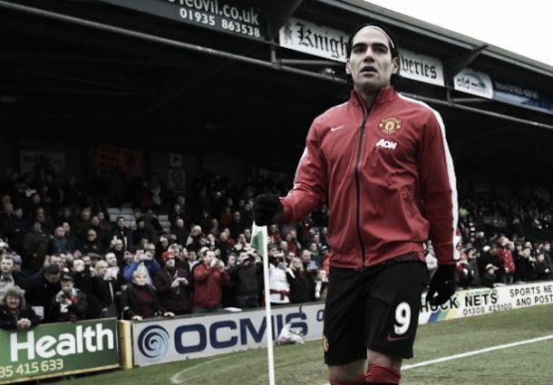 Falcao no seguirá en el Manchester United