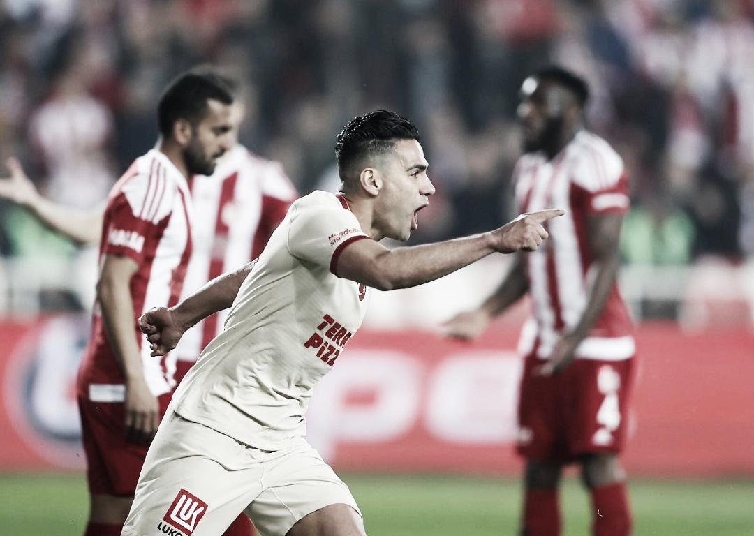 El 'Tigre' Falcao volvió a rugir con el Galatasaray