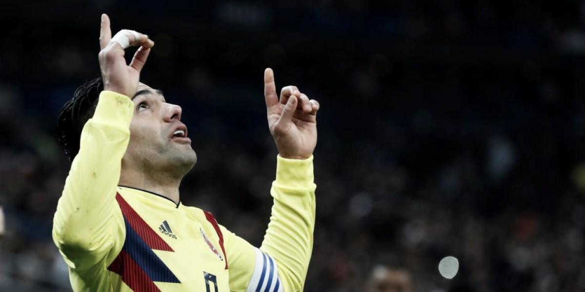 Falcao en la Selección Colombia: un 'Tigre' que devora redes
