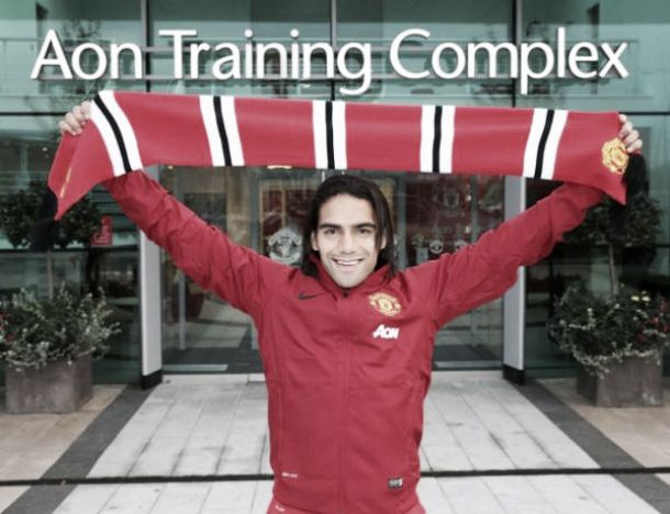 Depois de longa novela, Falcao García acerta com o Manchester United