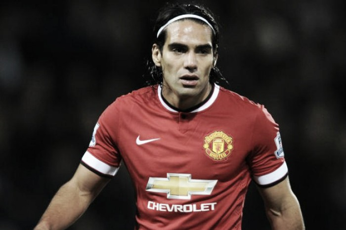 Radamel Falcao discusses 'complicated' Manchester United term