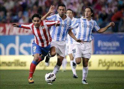 Atlético de Madrid - Málaga CF : puntuaciones del Málaga CF, jornada 7