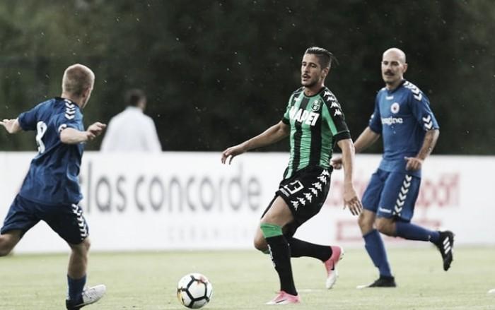 Sassuolo: ventuno goal in amichevole, devastante Diego Falcinelli