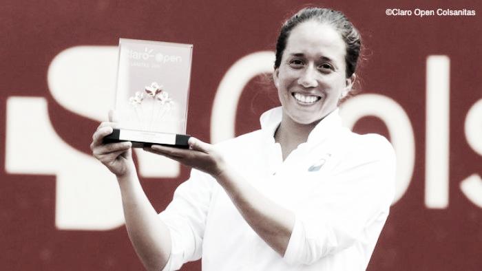 WTA Weekly Ledger: Irina Falconi sails through to Bogota title, Fed Cup final all set