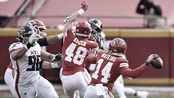 Los Chiefs solo han perdido un juego en la campaña // Foto: Kansas City