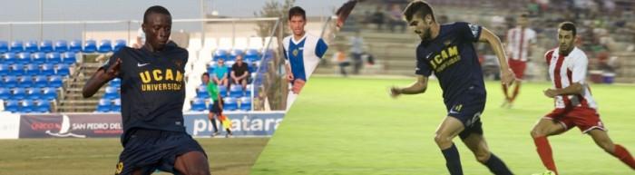 Carlos Rodríguez y Fall abandonan el UCAM Murcia