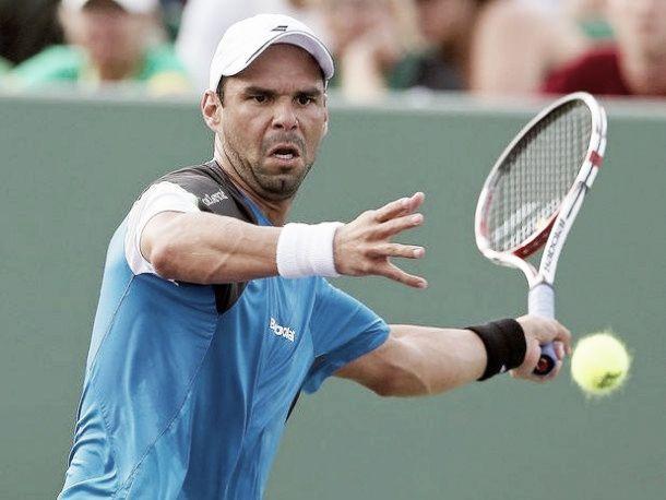 Falla a octavos de final del ATP 250 de Auckland