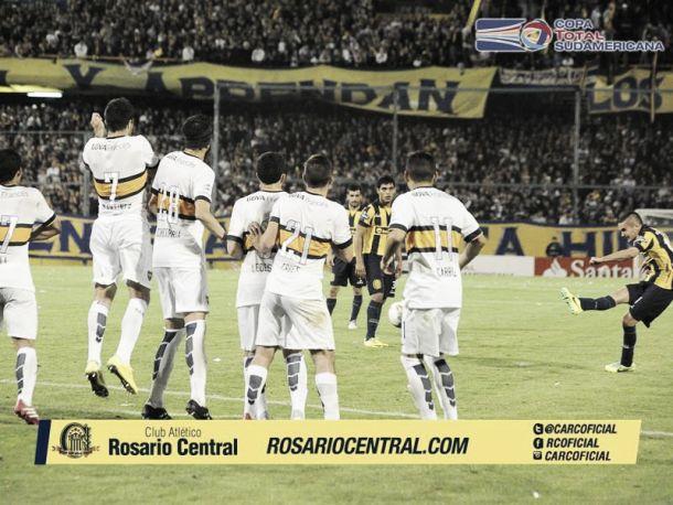 Rosário Central e Boca Juniors empatam na Sul-Americana