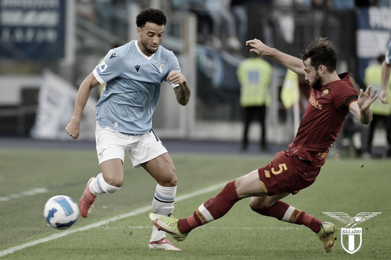 Gols e melhores momentos de Lazio x Roma (3-2)