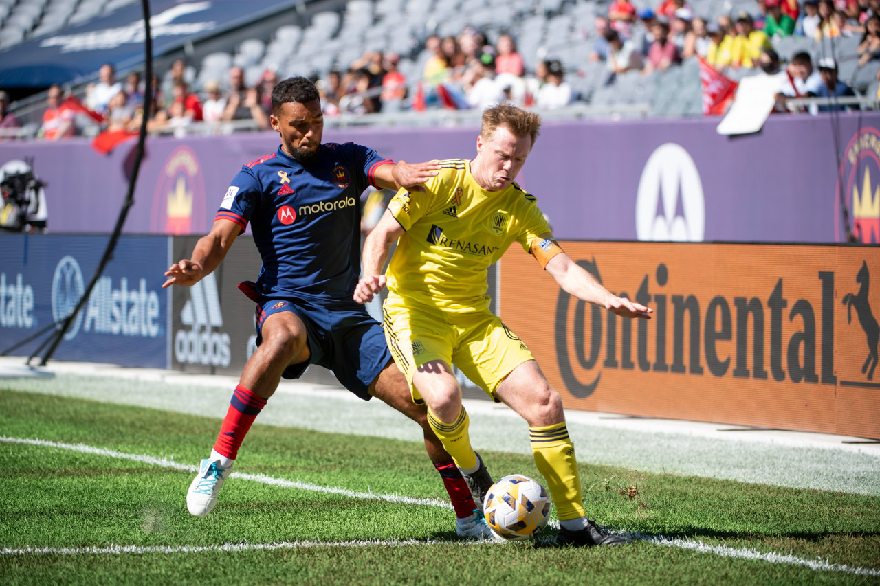 Chicago Fire 0-0 Nashville SC: Honors even at Soldier Field