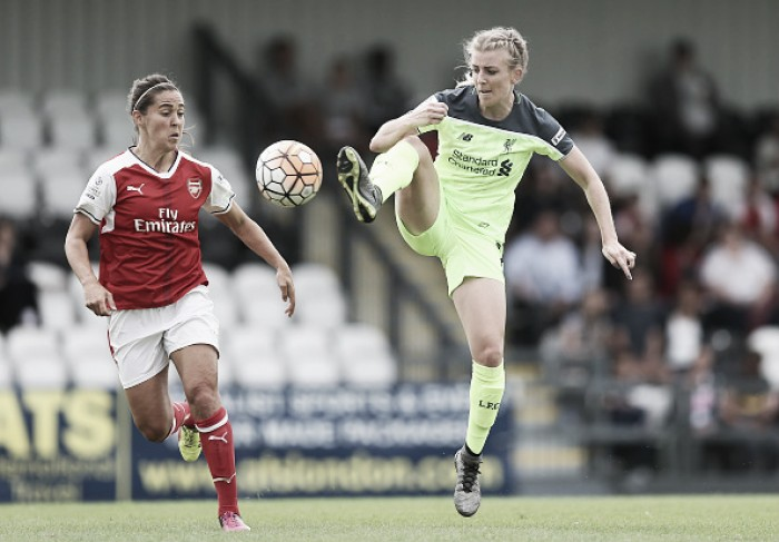 Arsenal 1-2 Liverpool: Gunners not good enough in front of goal, says Fara Williams