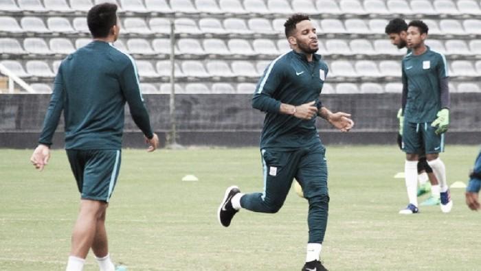 Alianza Lima: Jefferson Farfán realizó entrenamientos con el plantel 'grone'