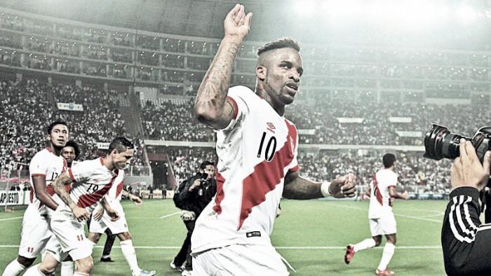 Jefferson Farfán retorna a la Selección Peruana