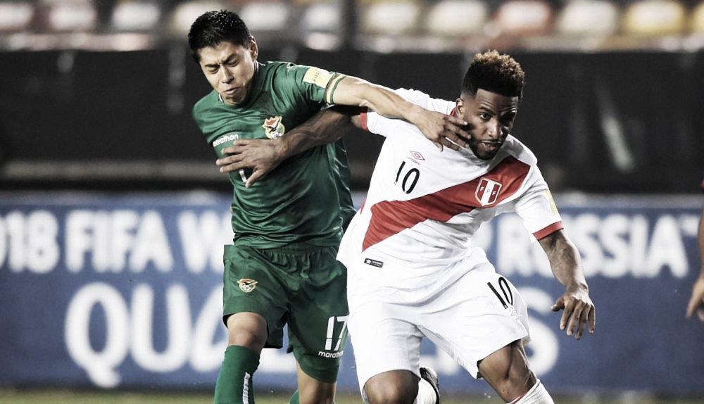 Perú y Bolivia buscan su primera victoria