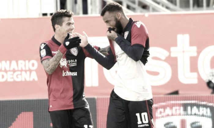 Ultimo acuto del Cagliari: battuto 2-1 il Milan nel finale