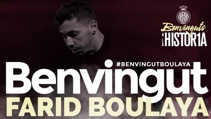 Farid Boulaya a un paso de salir rumbo al Metz