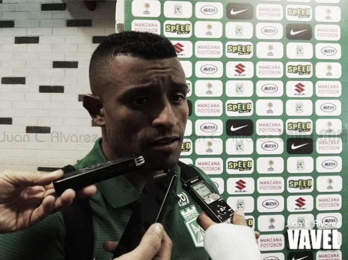 """Farid Diaz: """"Me voy contento de esta manera, como campeón"""""""