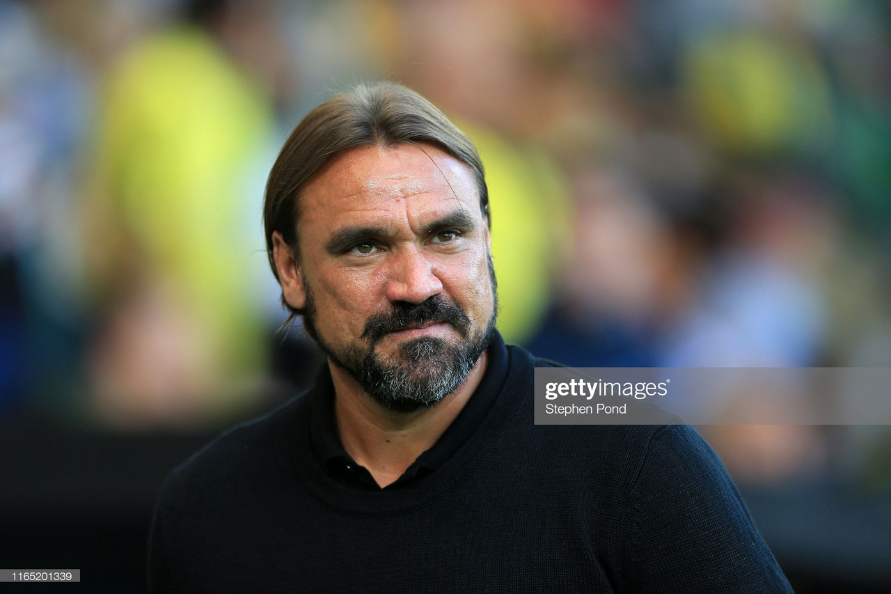 Norwich City manager Daniel Farke satisfied with squad and ready for the season
