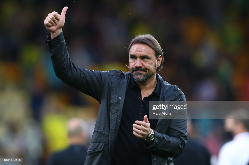 The five key quotes from Daniel Farke's pre-Manchester City press conference