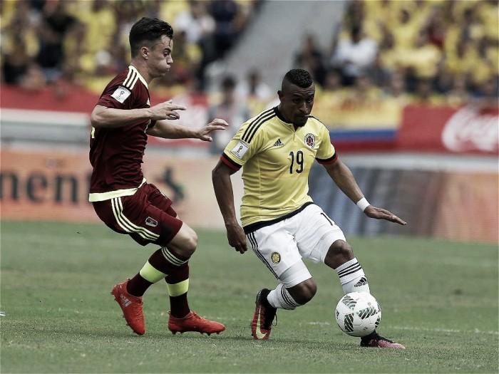 Rendimiento de los 'verdolagas' en la selección Colombia