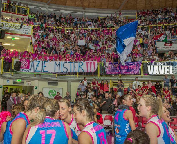 A1F: dietrofront Cerciello, Piacenza avrà il grande volley rosa