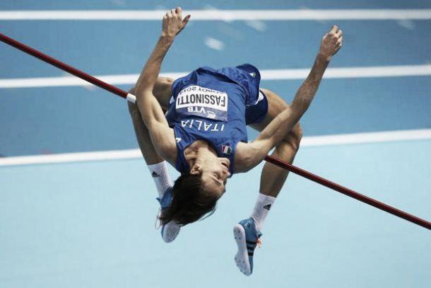 Atletica, Salto in Alto: Fassinotti meraviglioso a 2.32