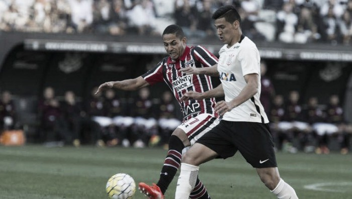 Corinthians empata com São Paulo na Arena e vê Palmeiras abrir vantagem na ponta