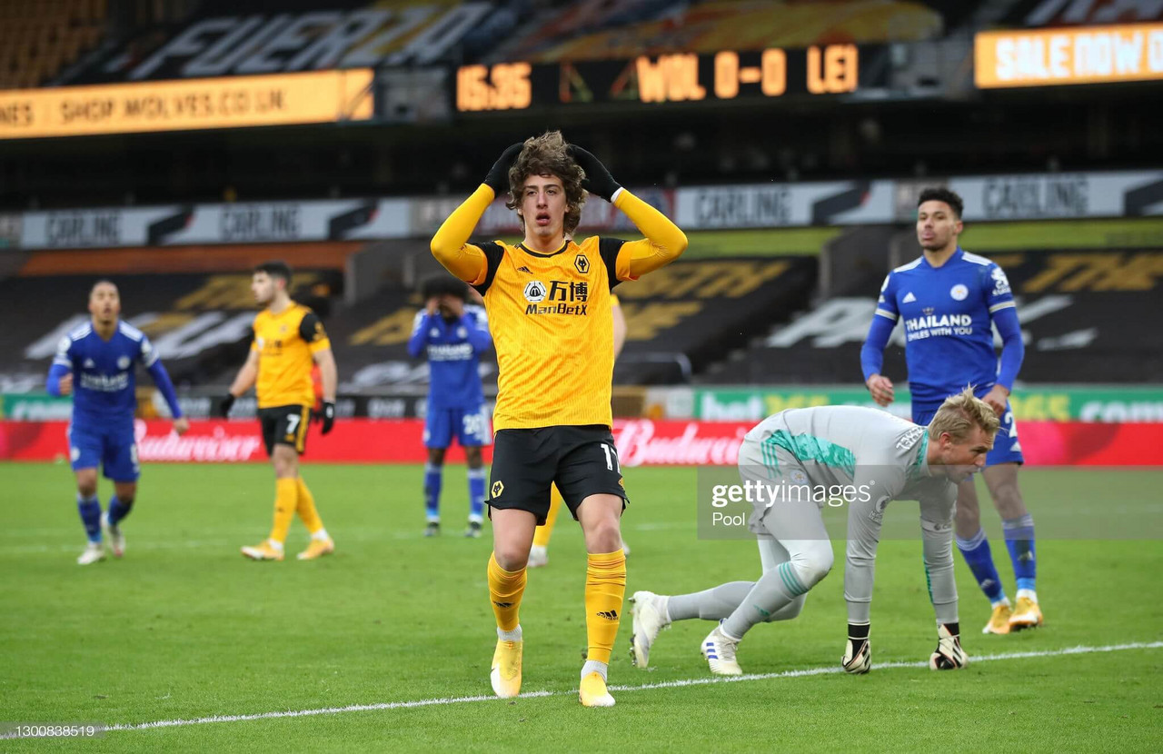 Wolves 0-0 Leicester City: Foxes held by stubborn Wanderers