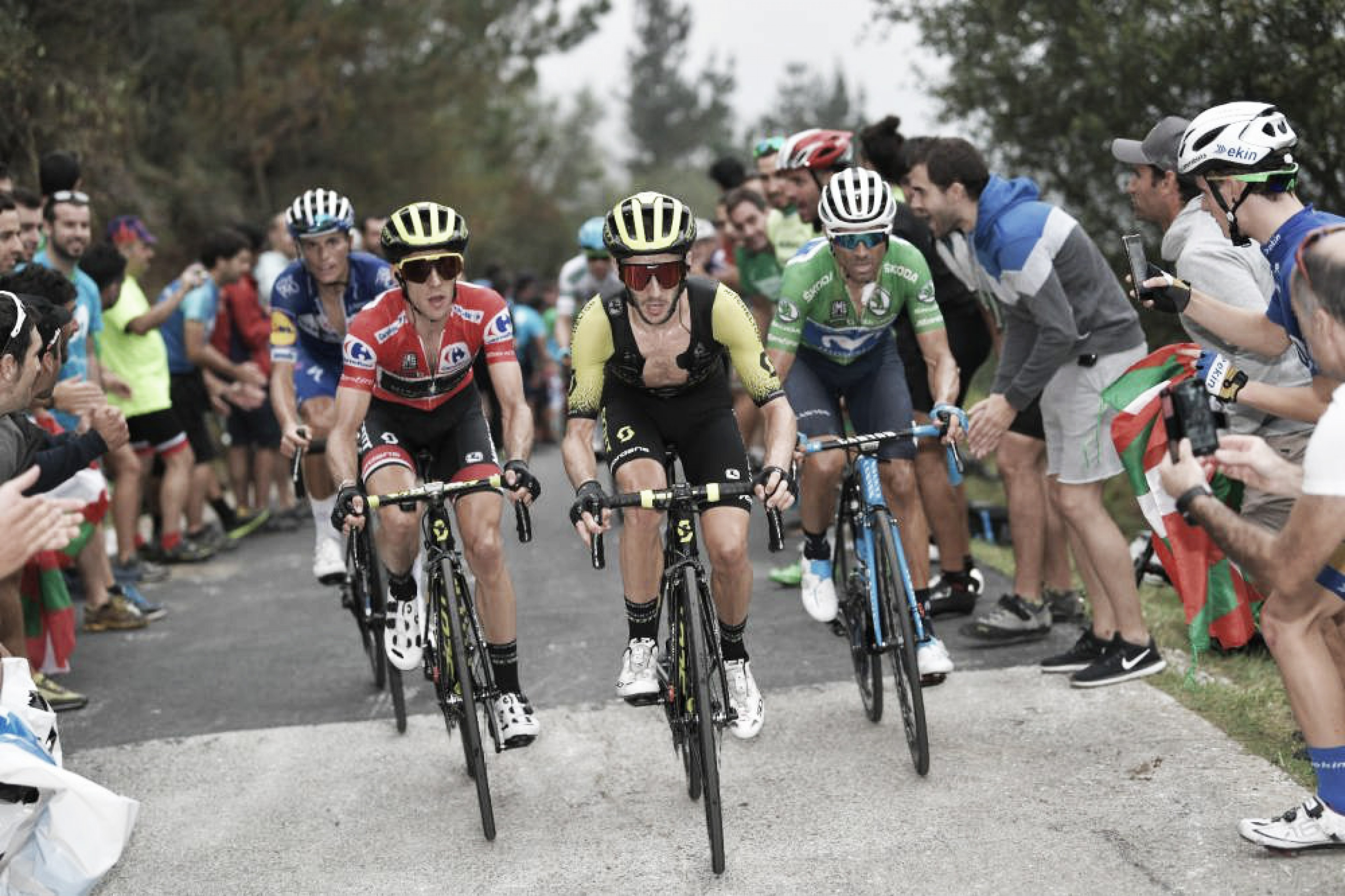 Resumen de la etapa 20 de la Vuelta a España 2018: Enric Mas, 'gallo' en La Gallina