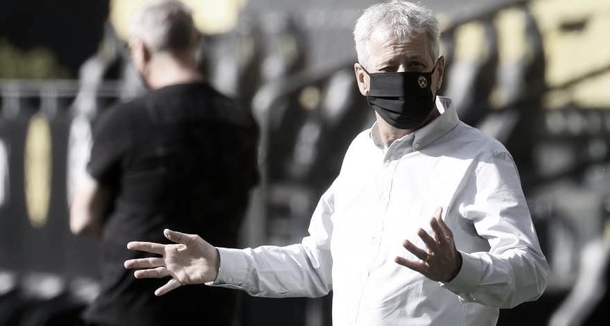 Lucien Favre desmente rumores de sua saída, mas dirigentes do Dortmund analisam Niko Kovac
