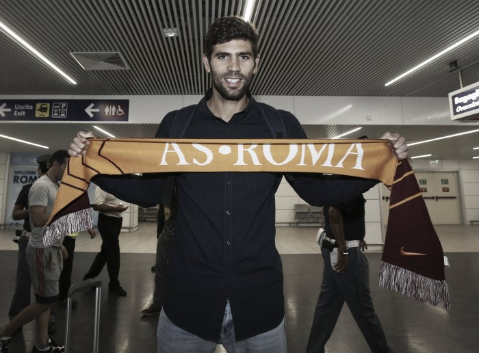 "New signing Fazio insists ""Roma are the most important club in Italy"""
