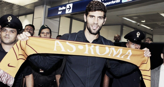 Federico Fazio joins Roma on season-long loan