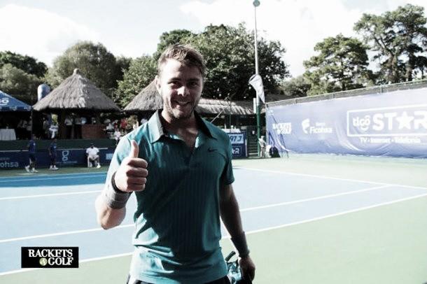 Gómez, finalista en Guatemala